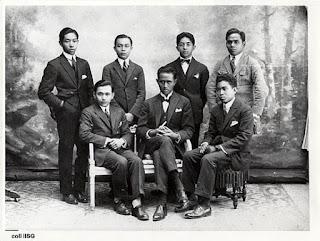 Pendirian Organisasi Perhimpunan Indonesia (PI) Oleh Para Pelajar Indonesia
