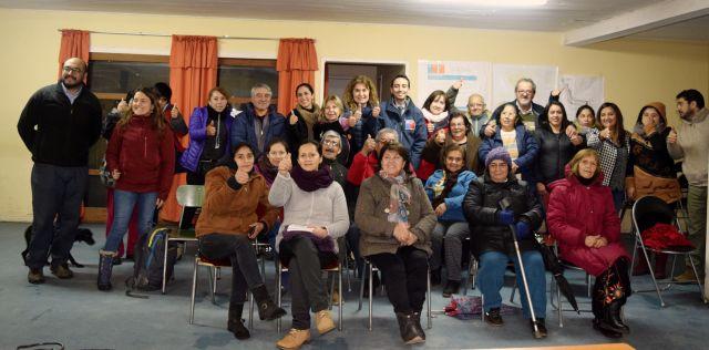 Aprueban recursos para mejoras de sede social de Las Cascadas
