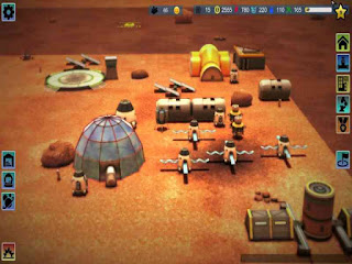 Earth Space Colonies PC Game Free Download