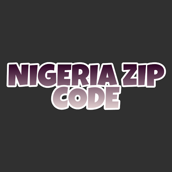 What is Nigeria's ZIP code?