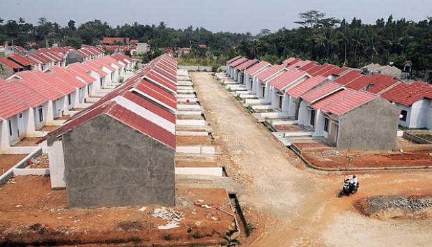 Pemerintah Bangun 700 Ribu Rumah Murah Untuk Masyarakat Berpenghasilan Rendah (MBR)