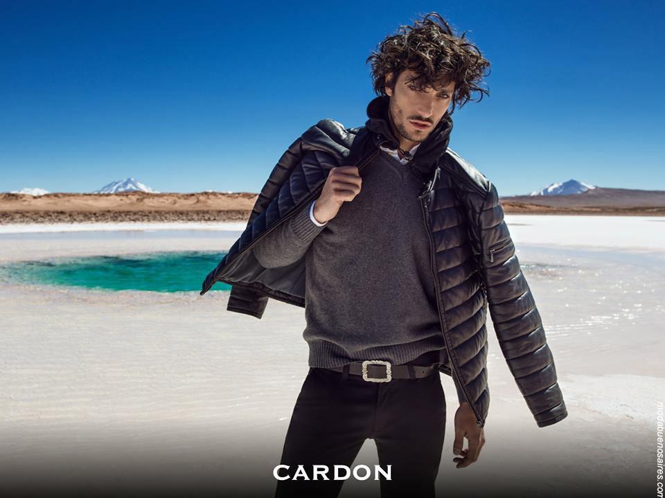 Camperas invierno 2019 moda hombre.