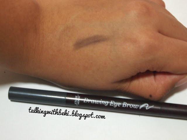 Review Etude House Drawig My Eyebrow