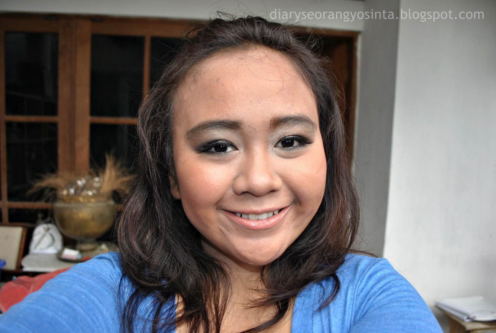 @ladypon_MUA: Latina Make Up Look