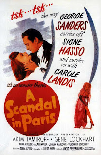 Carole Landis A Scandal In Paris