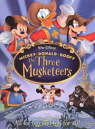 Watch Mickey, Donald, Goofy: The Three Musketeers (2004) Online For Free Full Movie English Stream