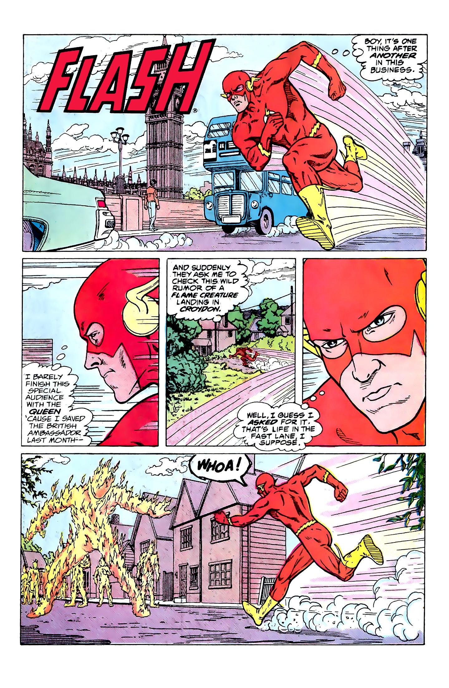 Read online Secret Origins (1986) comic -  Issue #32 - 25