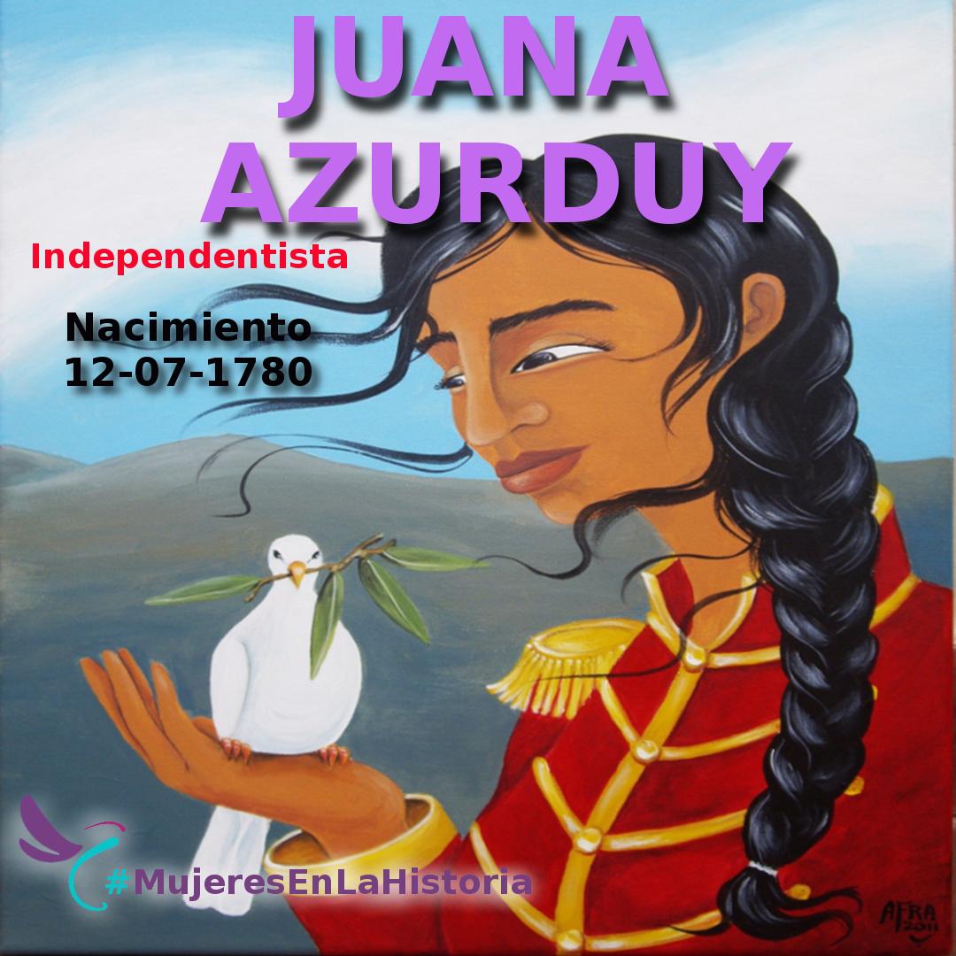 Aplicando Sororidad Juana Azurduy La Independentista De La