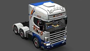 Scania 164L v1.1 updated