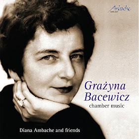 Grazyna Bacewicz chamber music