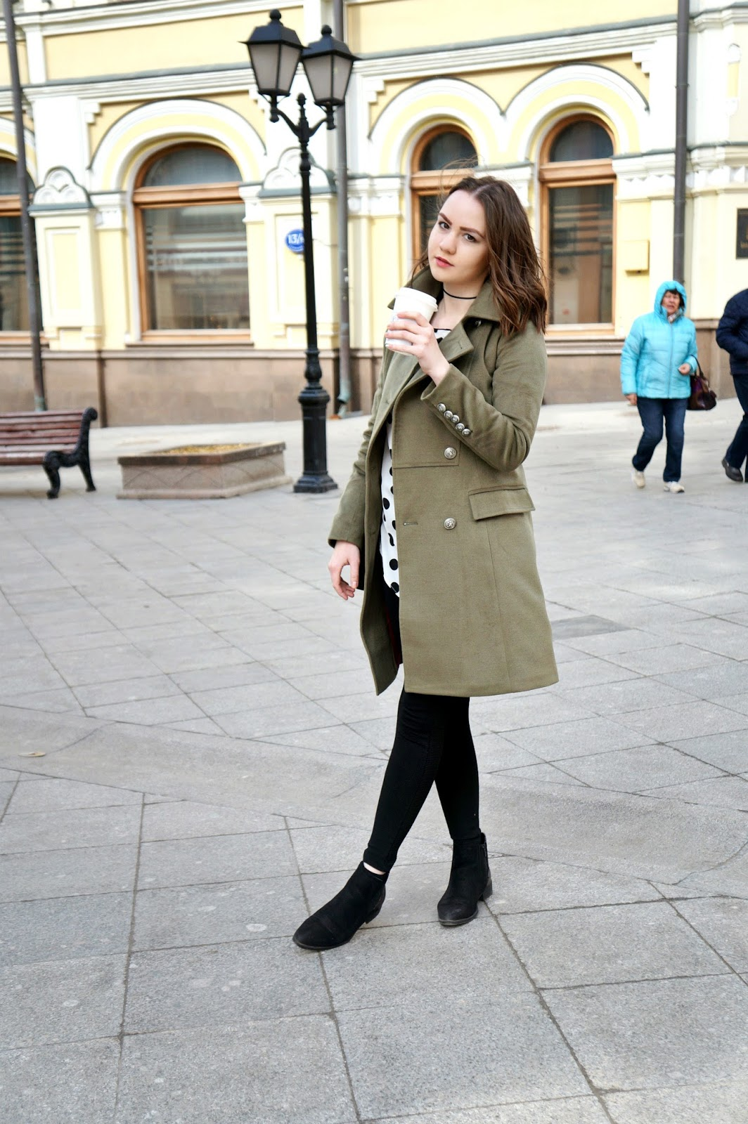Alina Ermilova | Fashion | Street Style