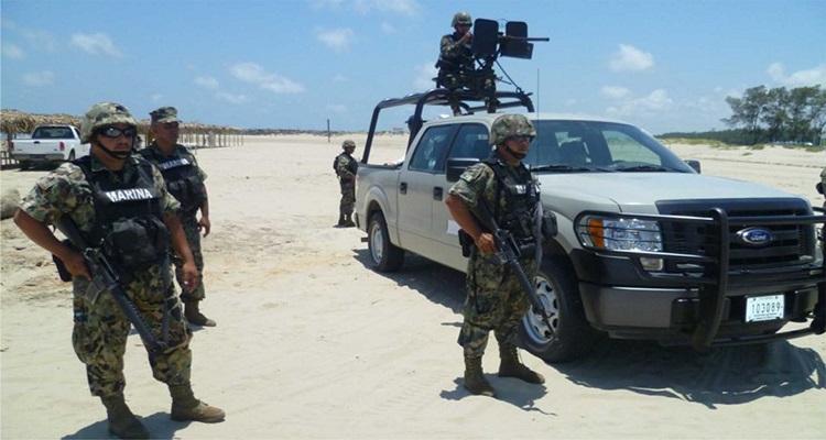 Marina detuvo o abatió a 15 dirigentes de cárteles del Golfo y Los Zetas