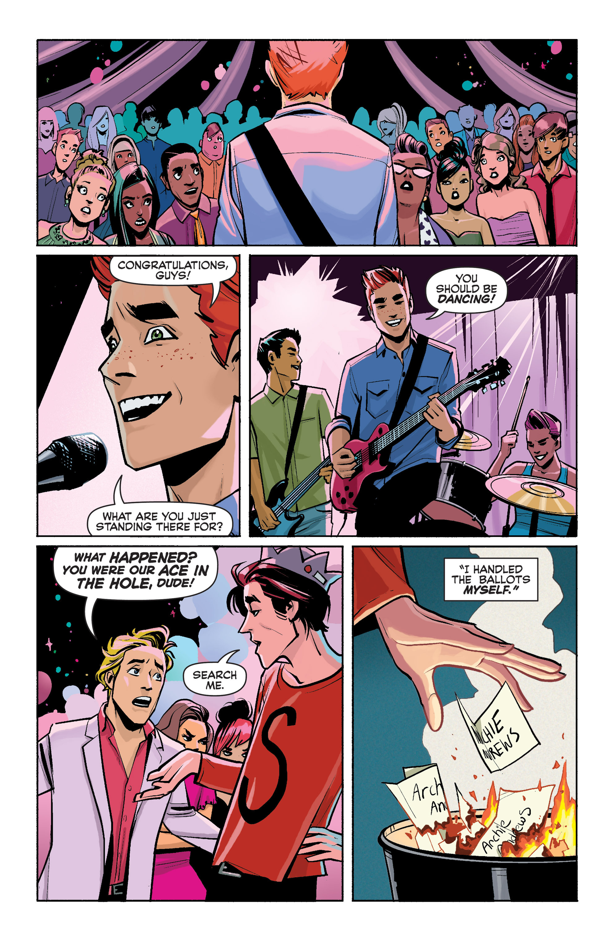 Read online Archie (2015) comic -  Issue #1 - 20