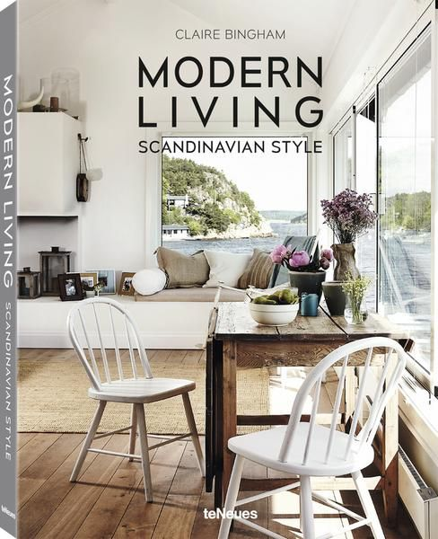 Books: Modern Living By Claire Bingham (teNeues)
