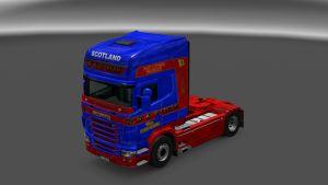 W & R Logan Skin for Scania RJL