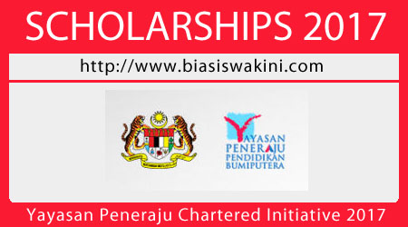 Yayasan Peneraju Chartered Initiative 2017