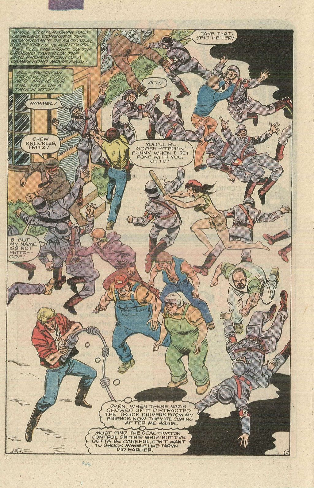 Read online U.S. 1 comic -  Issue #9 - 24