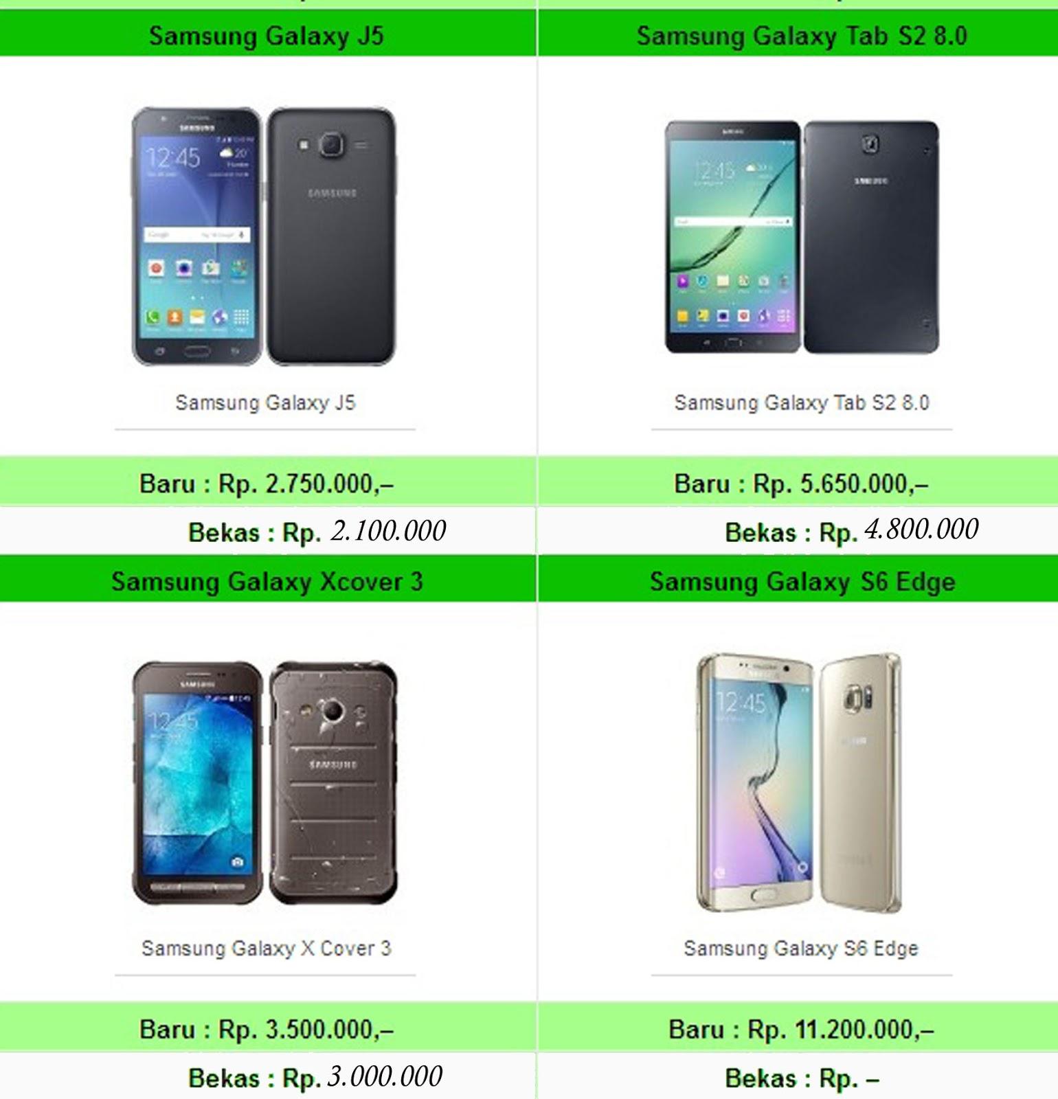 Smartphone Samsung Memiliki Variasi Harga Sesuai Dengan Fitur Type Dan Kelengkapan Yang Dibawanya Ada Di Bandrol Murah Pula