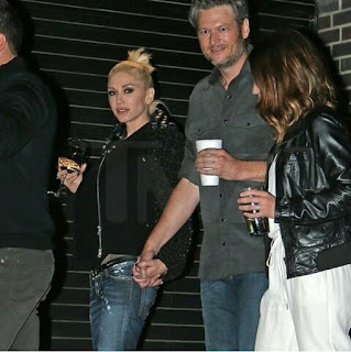 Gwen Stefani and Blake Shelton can't hide their admiration and love about each other. Gwen decided to tease him and took to her Instagram account to share the ultimate throwback.