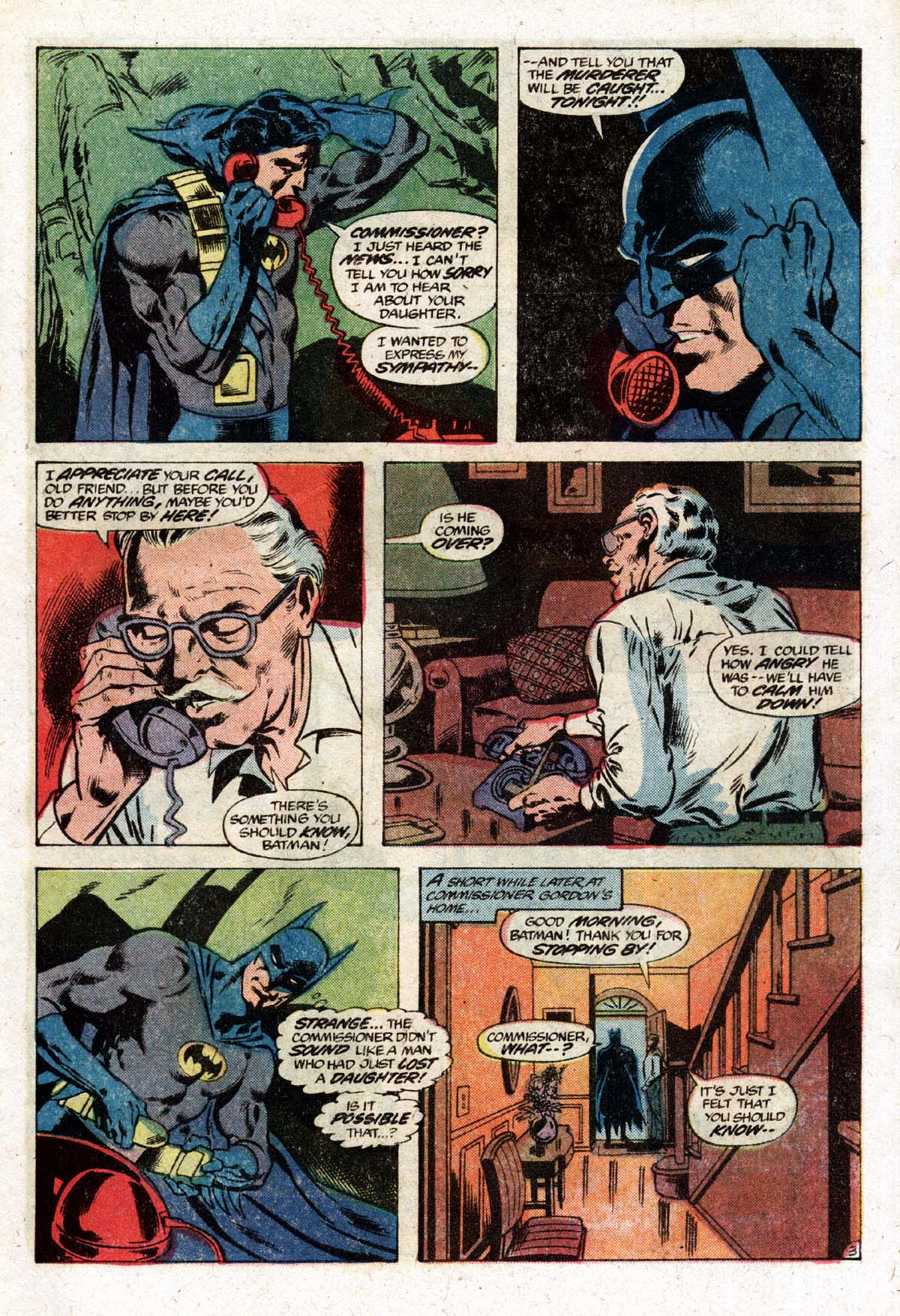 Detective Comics (1937) 492 Page 3