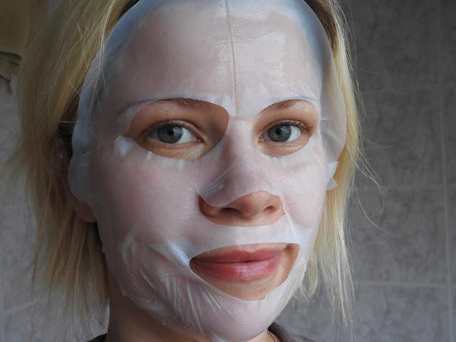 Barbara Gould - masque bio-cellulose SOS éclat