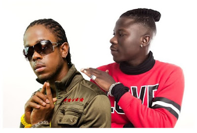 Stonebwoy & Kalado – Krazy Whine (Mp3 Download)