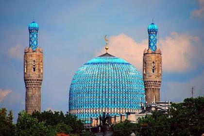 Sejarah dan Asal Usul Pembangunan Masjid Biru St Petersburg di Rusia