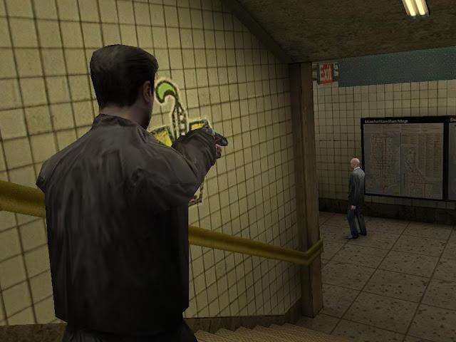 تحميل لعبة max payne 1 للكمبيوتر من ميديا فاير