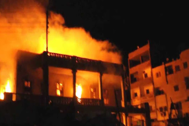 انفجار داخل سجن بالعاصمة بغداد.. ووفاة 6 سجينات