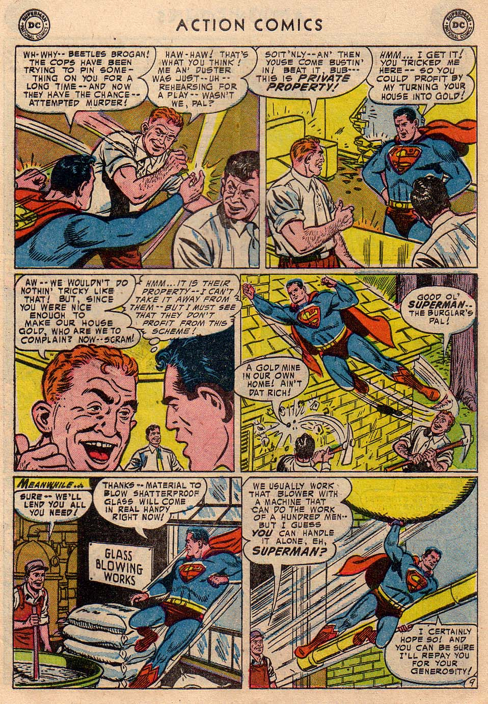 Action Comics (1938) 193 Page 10