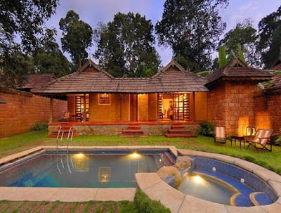 Orange County Resort Coorg, Karnataka, offers well-relaxed accommodation to its guests.