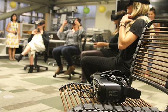 Exploratorium AFTER DARK  Virtual Reality Film Experience