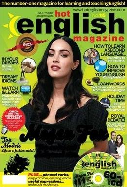 Hot English Magazine - Number 115