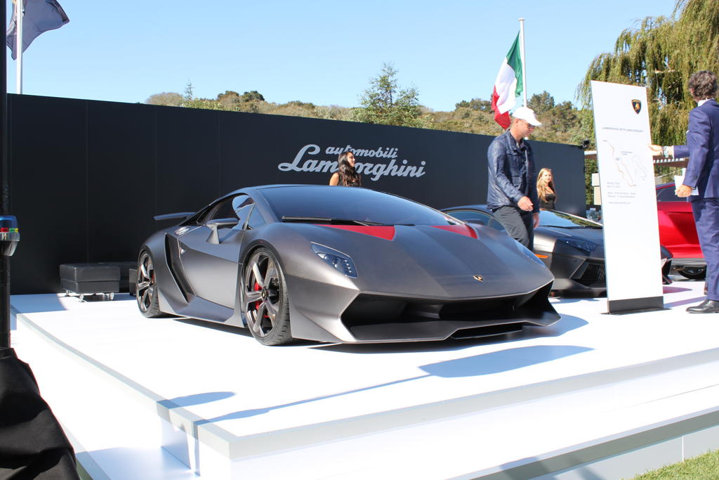 Lamborghini Sesto Elemento Price Tag