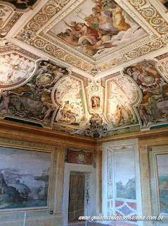 villa deste guia roma portugues salao hercules - Villa D'Este em Tivoli com guia em português