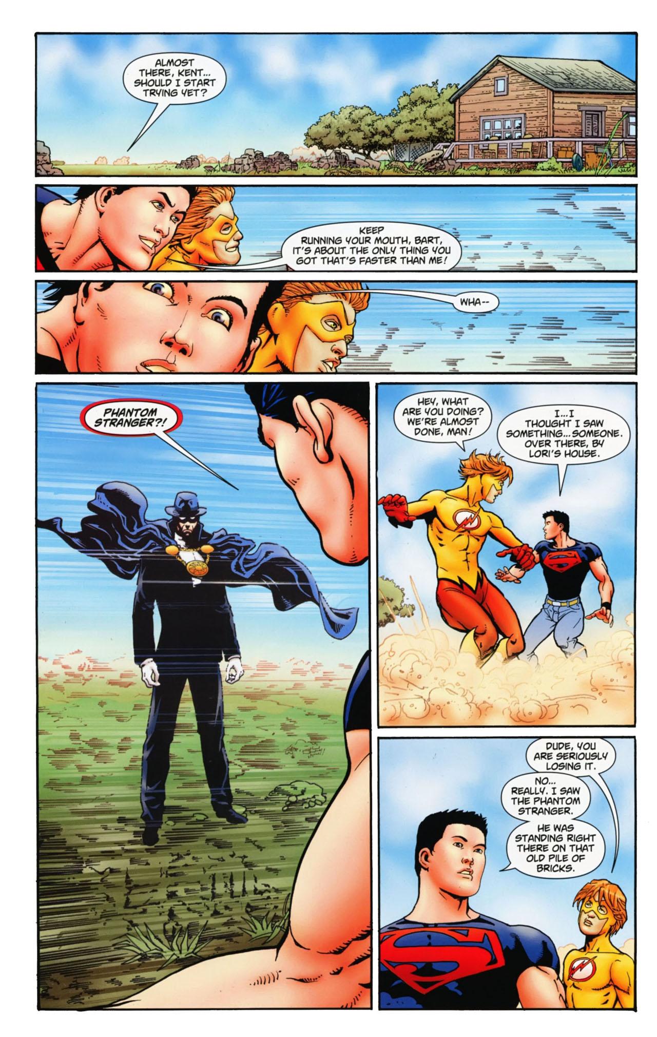 Superboy [I] Issue #5 #5 - English 19