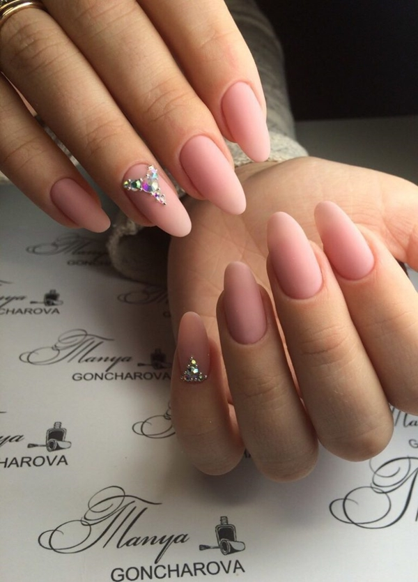 Fashion nails 2017 Evening nails Everyday nails ideas love nail nails nice extravagance girls occasions makeup polish gems glow shine manicure game wedding collection 2017