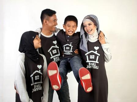 Desain Kaos Keluarga Besar ~ Blog Bayu Win