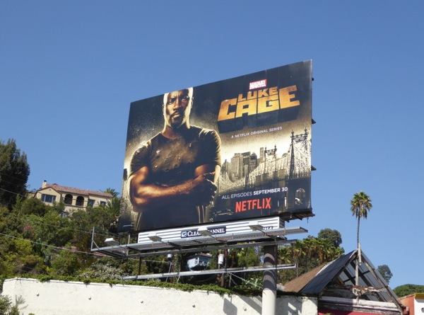 Luke Cage season 1 billboard