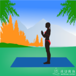 safely practice yoga at home