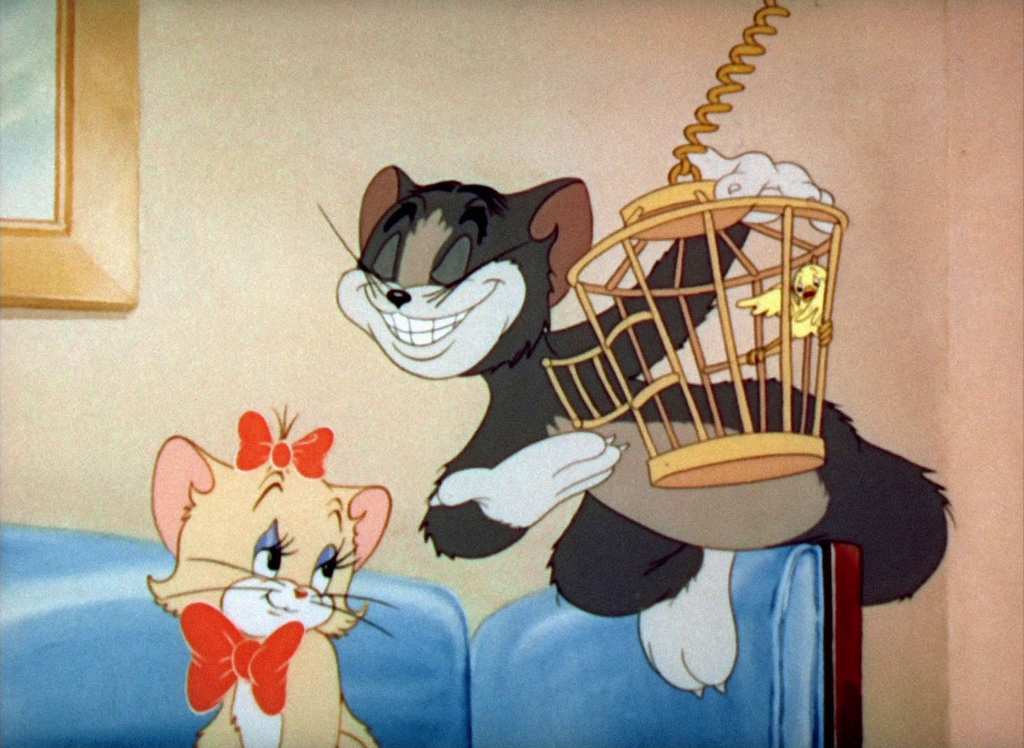 "Tom & Jerry Pictures: ""Puss N' Toots"""