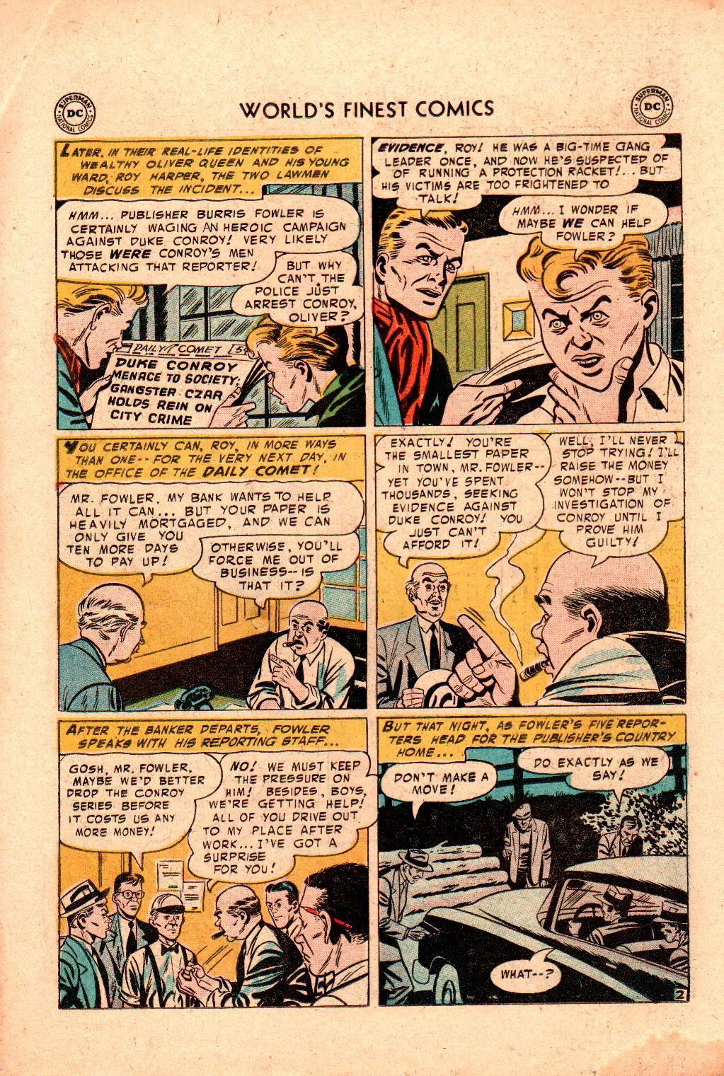 Read online World's Finest Comics comic -  Issue #78 - 18
