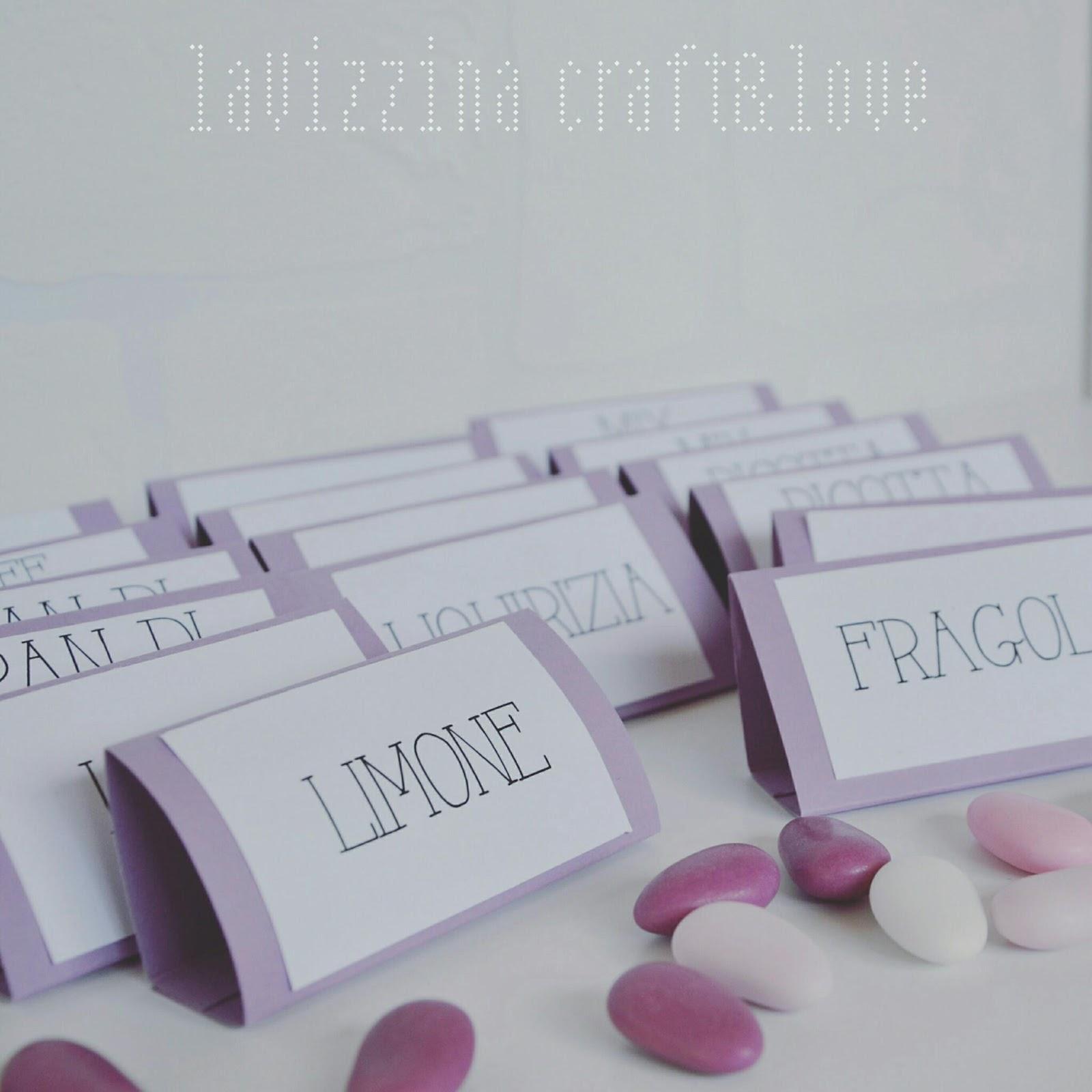 Estremamente la Vizzina Craft & Love: Prima Comunione in Lilla e Bianco #1 GJ83