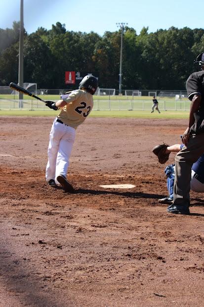 Williamson Family Fall State Baseball Tournament