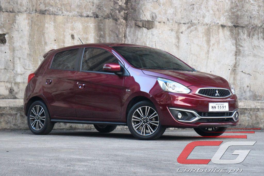 Mitsubishi Mirage 2017 Price >> Review: 2017 Mitsubishi Mirage GLS CVT | Philippine Car News, Car Reviews, Automotive Features ...