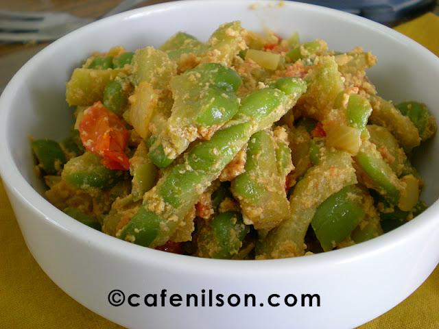 Bittermelon Salad (Ensaladang Ampalaya ) Recipe
