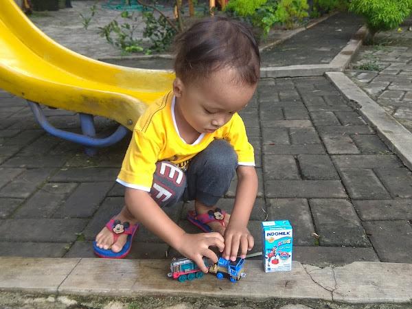 Nutrisi untuk Anak yang Aktif