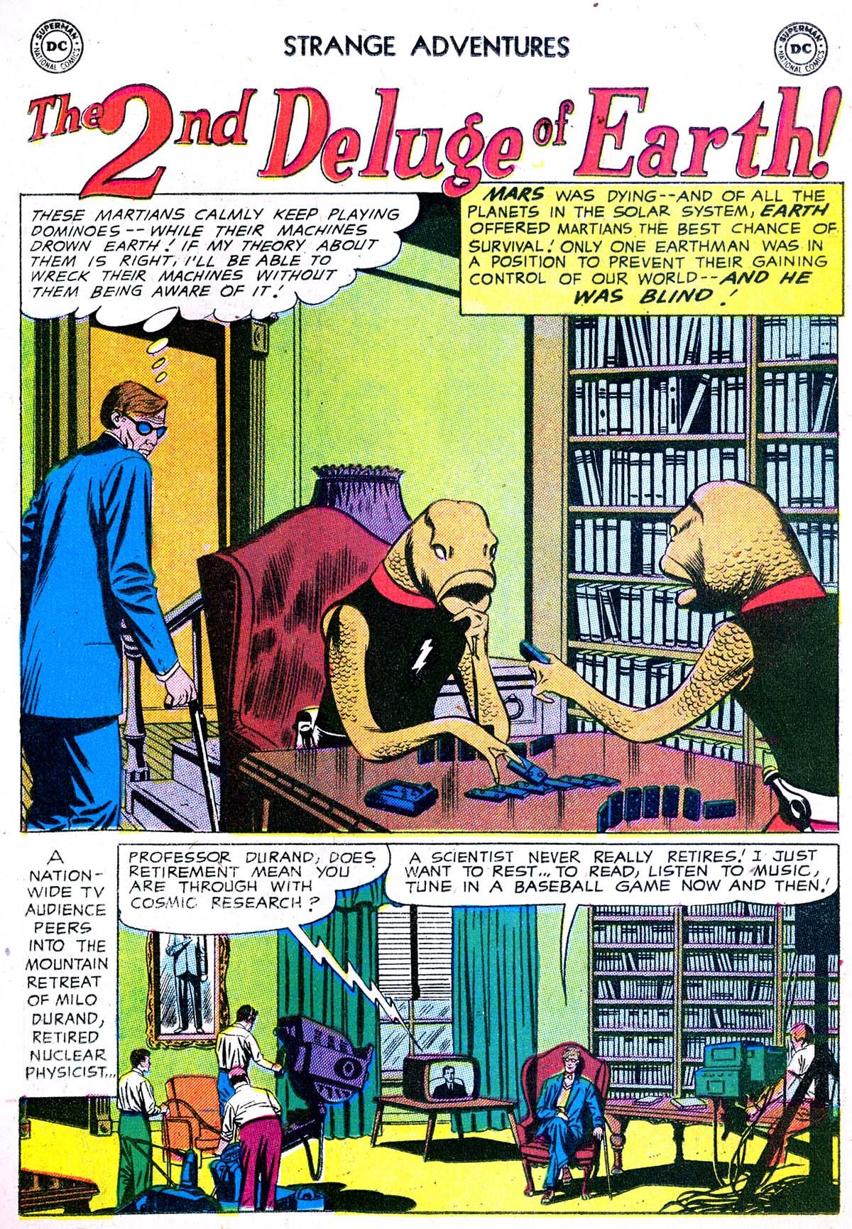 Strange Adventures (1950) issue 75 - Page 11
