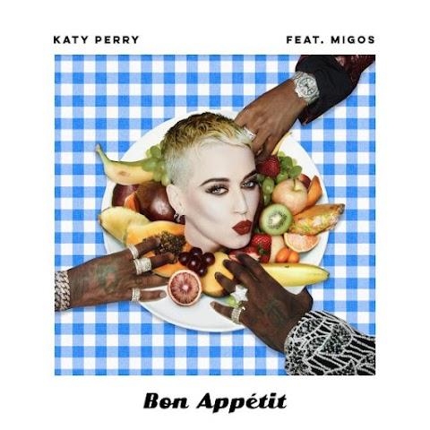 bon appétit, il nuovo singolo di katy perry ft. migos (audio)