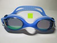 vorne: »Barracuda« Schwimmbrille, 100% UV-Schutz + Antibeschlag. Starkes Silikonband + stabile Box. TOP-MARKEN-QUALITÄT! Große Farbauswahl.